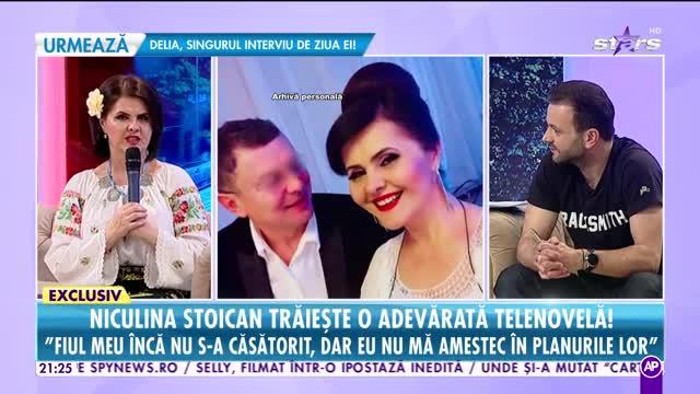 """Niculina Stoican, cu ochii în lacrimi: """"Am fost săptămânal să-mi vizitez soţul în arest!"""