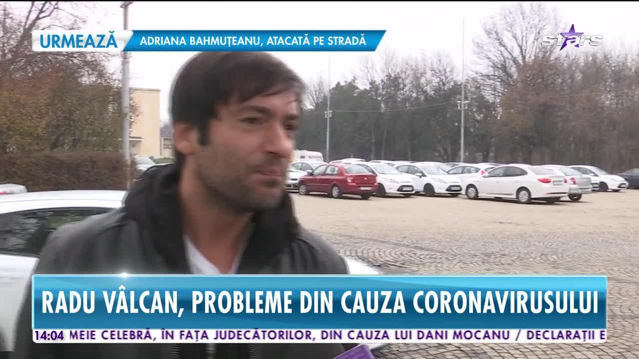 """Radu Vâlcan, afectat de epidemia de coronavirus. Ce a pățit prezentatorul """"Insula Iubirii""""?"""