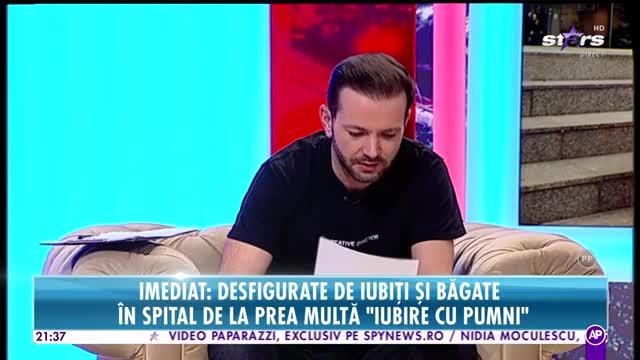 """Simona Traşcă, de partea Danielei Crudu în scandalul momentului! """"Când iubeşti un bărbat, chiar dacă te agresează, nu depui plângere"""""""