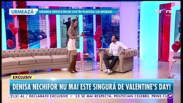 Denisa Nechifor nu mai este singură de Valentine's Day! Topul celor mai scumpe cadouri primite de la iubit!