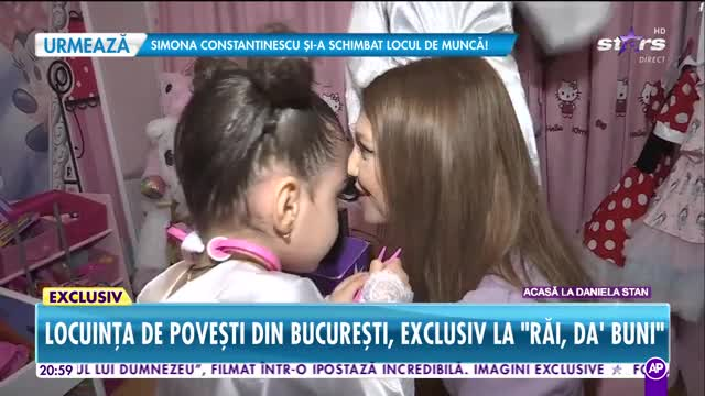 Răi da buni. Daniela Stan, dansatoarea fenomen a României are cea mai fashionista fetiță