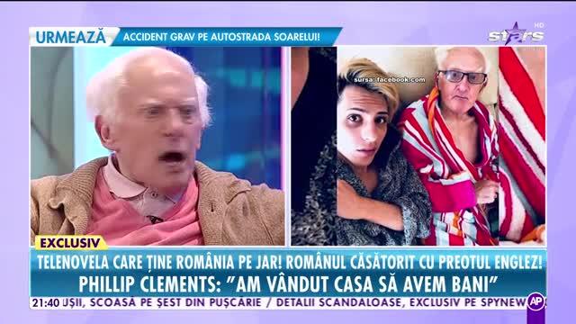 Răi da buni. Telenovela care ține pe jar România! Florin Marin s-a reîntors în braţele preotului englez după ce l-a părăsit pentru un spaniol