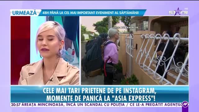 Rai da buni. Alina Ceuşan şi Carmen Grebenişan, cele mai tari prietene de pe Instagram, momente de panică la Asia Express