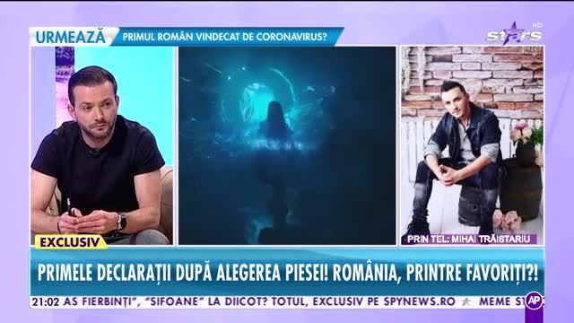 Răi da Buni. Mihai Trăistariu, despre reprezentanta României la Eurovision: Are ceva special în glas