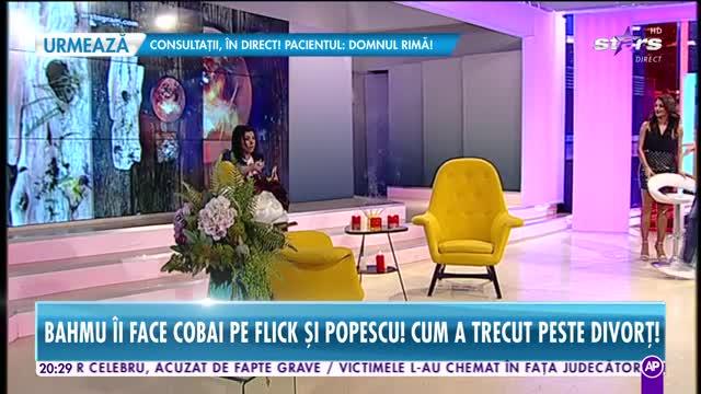 Răi da Buni. Adriana Bahmuţeanu a ținut doliu și a făcut colivă pentru căsnicia moartă: E bine să jelești relația care s-a terminat