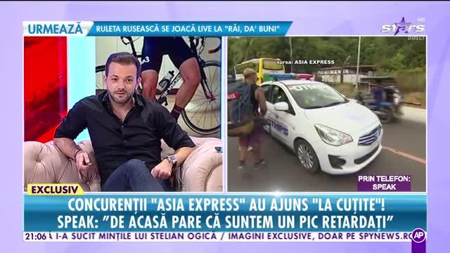 Răi da Buni. Detalii neştiute despre clipele de groază din Asia Express. Speak: A fost îngrozitor
