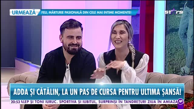 """Adda şi Cătălin, cel mai controversat cuplu de la Asia EXpress, detalii din culise! """"Am bătut recordul înjurăturilor la televizor"""""""