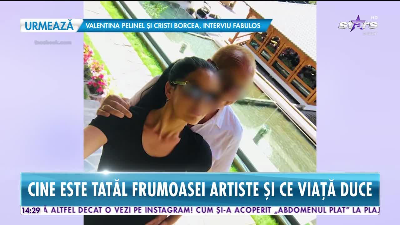 Poveste de telenovelă în familia Angelei Rusu. Artista a trecut prin momente cumplite
