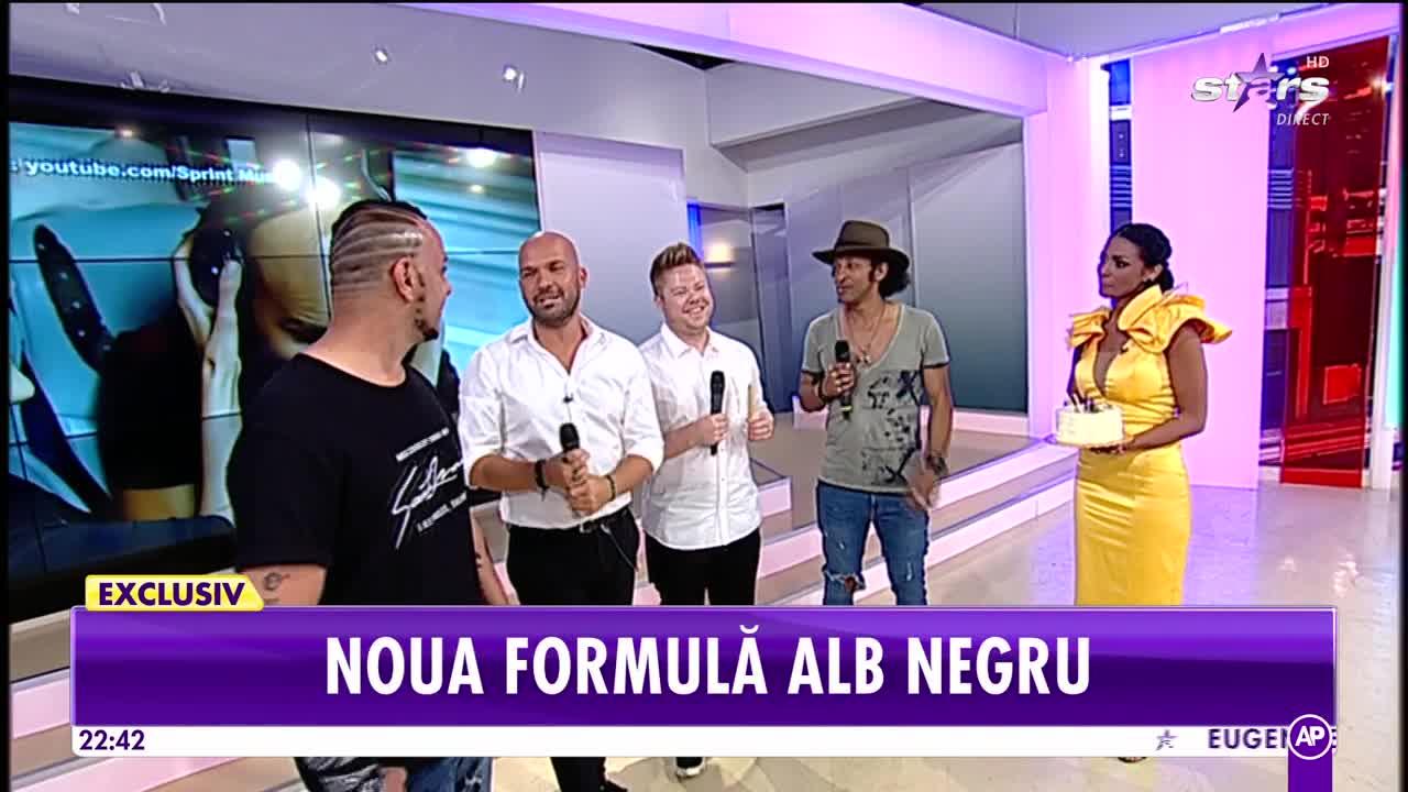 Noua formulă Alb Negru! Andrei Ștefănescu face marele anunț, în direct