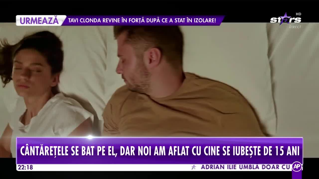 """Florian Rus cântă, la Showbiz Report, piesa """"Cu dorul meu de tine"""""""