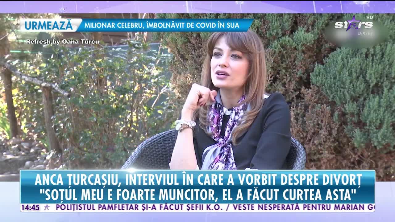Unde s-a mutat Anca Ţurcaşiu după divorţ. Cum arată vila de 300.000 de euro