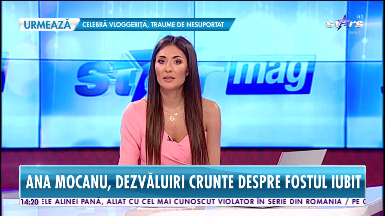 Ana Mocanu, dezvăluiri crunte despre fostul iubit