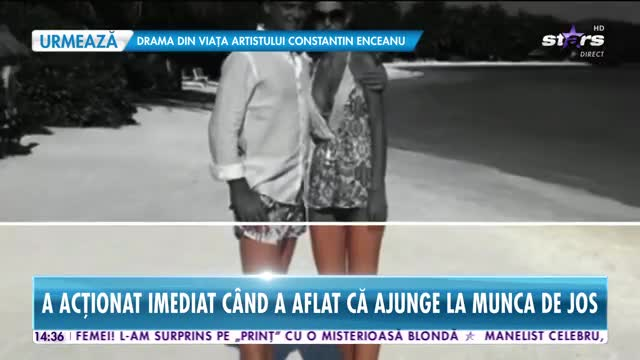 Direct din inima fiţelor din Italia, la măturat intersecţiile din Bucureşti. Ce s-a întâmplat cu iubita lui Cristian Boureanu