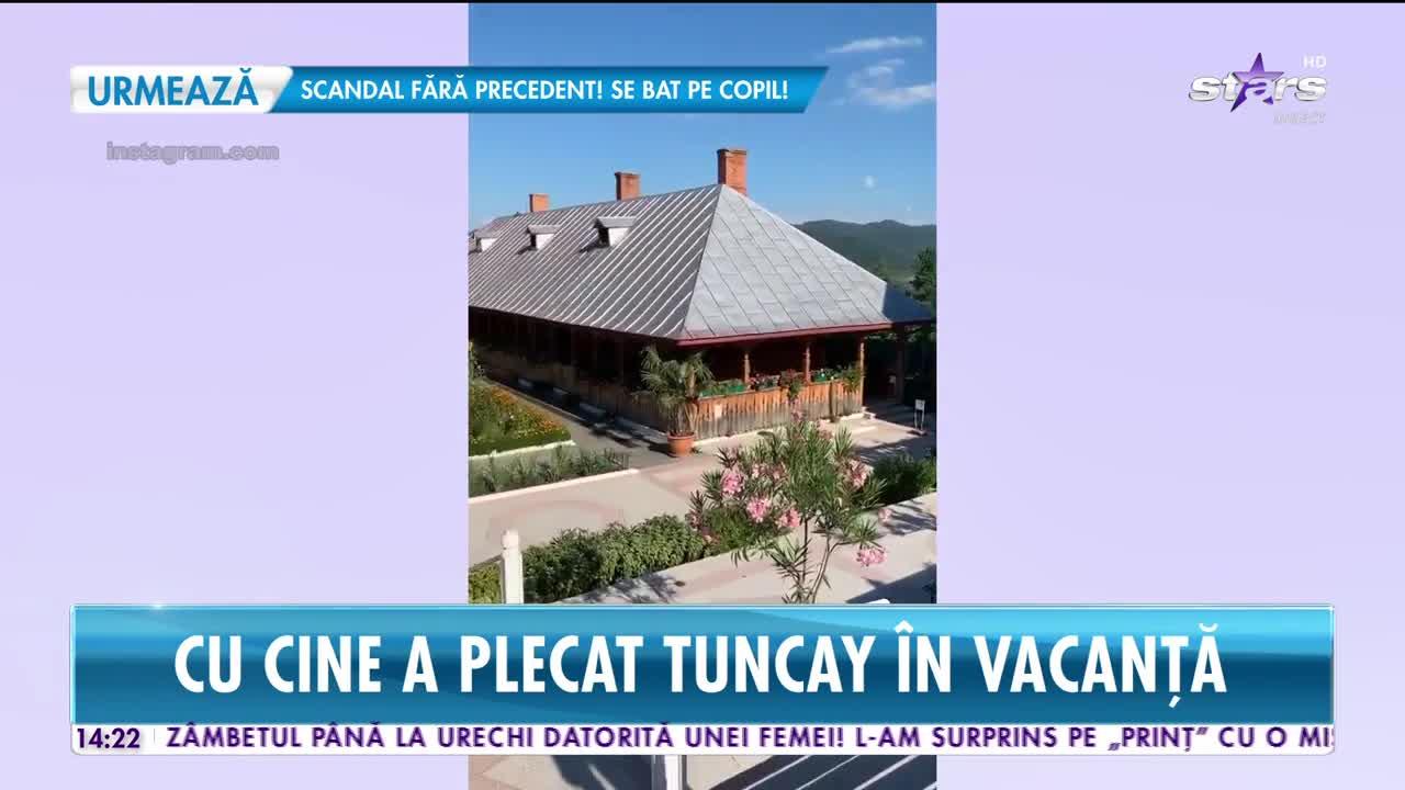Terapeutul Tuncay a ales să facă turul României! Nu singur, ci însoţit de o domniţă! Primele imagini din vacanţa lor