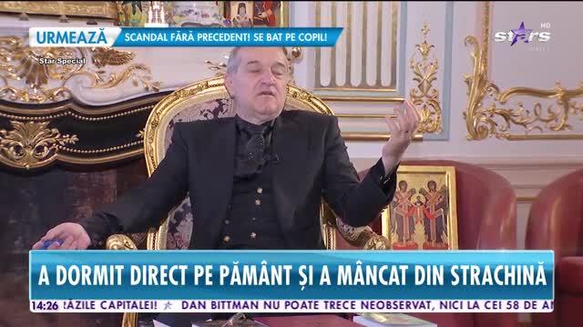 Gigi Becali, drumeţie de milioane de euro pe Muntele Athos!