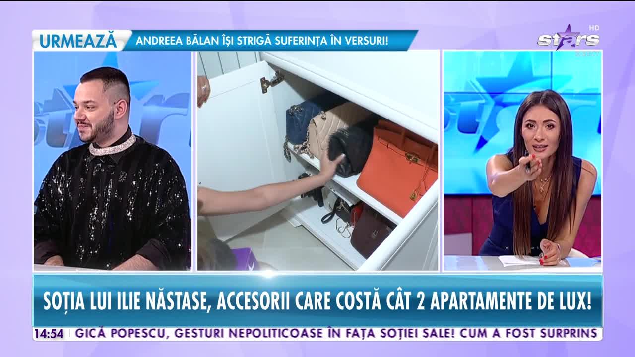 """Soţia lui Ilie Năstase, accesorii care costă cât două apartamente de lux: """"Am tot ce îmi doresc"""""""