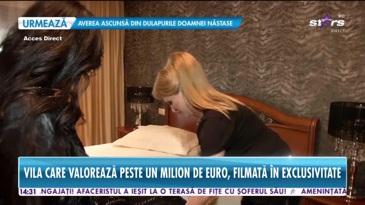 Gabriela Nistor, vilă de peste un milion de euro. Cum arată casa celei mai bogate cântăreţe din muzica populară