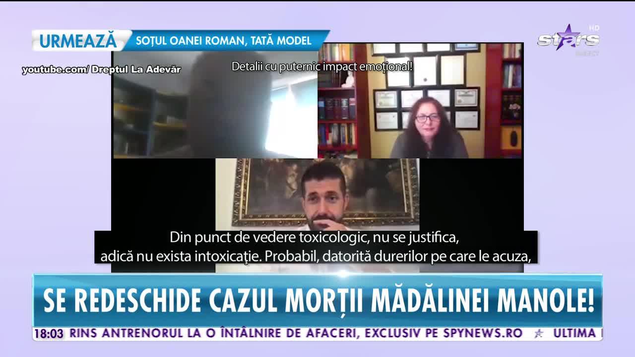 Se redeschide cazul morţii Mădălinei Manole