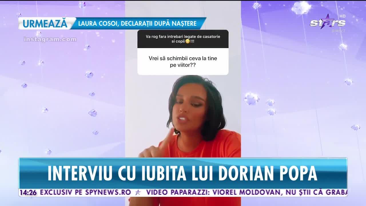 Interviu cu iubita lui Dorian Popa! Pisicuța Babs a răspuns la toate întrebările incomode