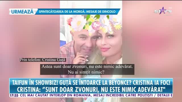 Nicolae Guţă s-a întors la Beyonce de România