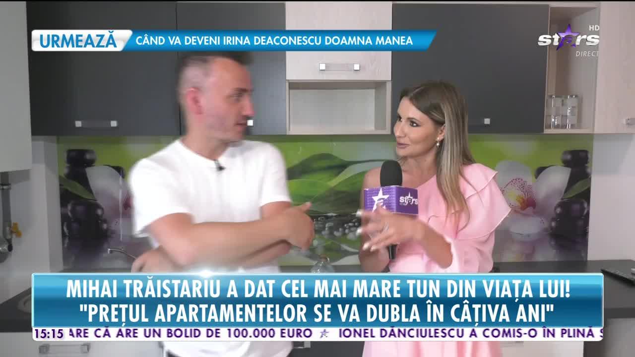 """Mihai Trăistariu a dat lovitura: """"Am șapte apartamente în Mamaia Nord"""""""