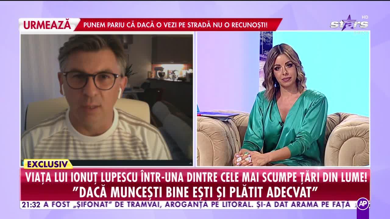 Ionuţ Lupescu, declaraţii în exclusivitate pentru Cool Summer Nights! Motivul pentru care nu se poate întoarce cu soţia în România!