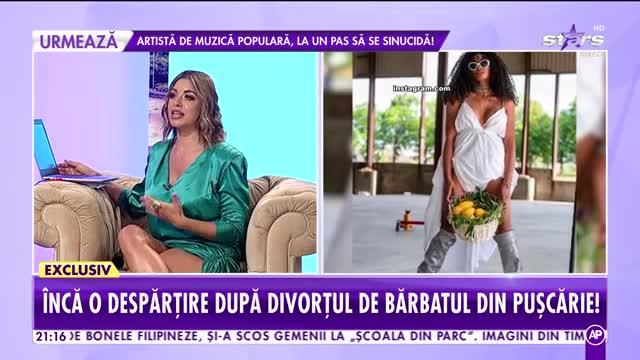 """Despărţire după despărţire pentru Laurette!  Vedeta i-a spus """"adio"""" şi ultimului iubit!"""