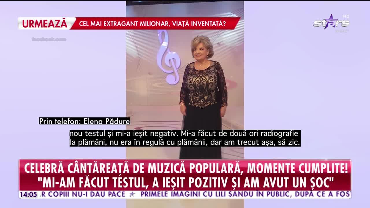 Celebră cântăreaţă de muzică populară, bolnavă de COVID. Artista şi-a anunţat familia să se pregătească pentru moartea ei!