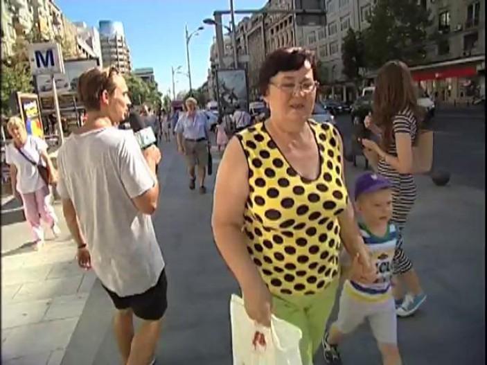 Omul Străzi 10 septembrie