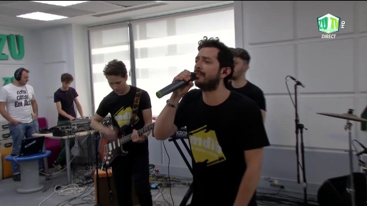 Marius Moga - Perfect fara tine (Cover Vama, live la ZU)