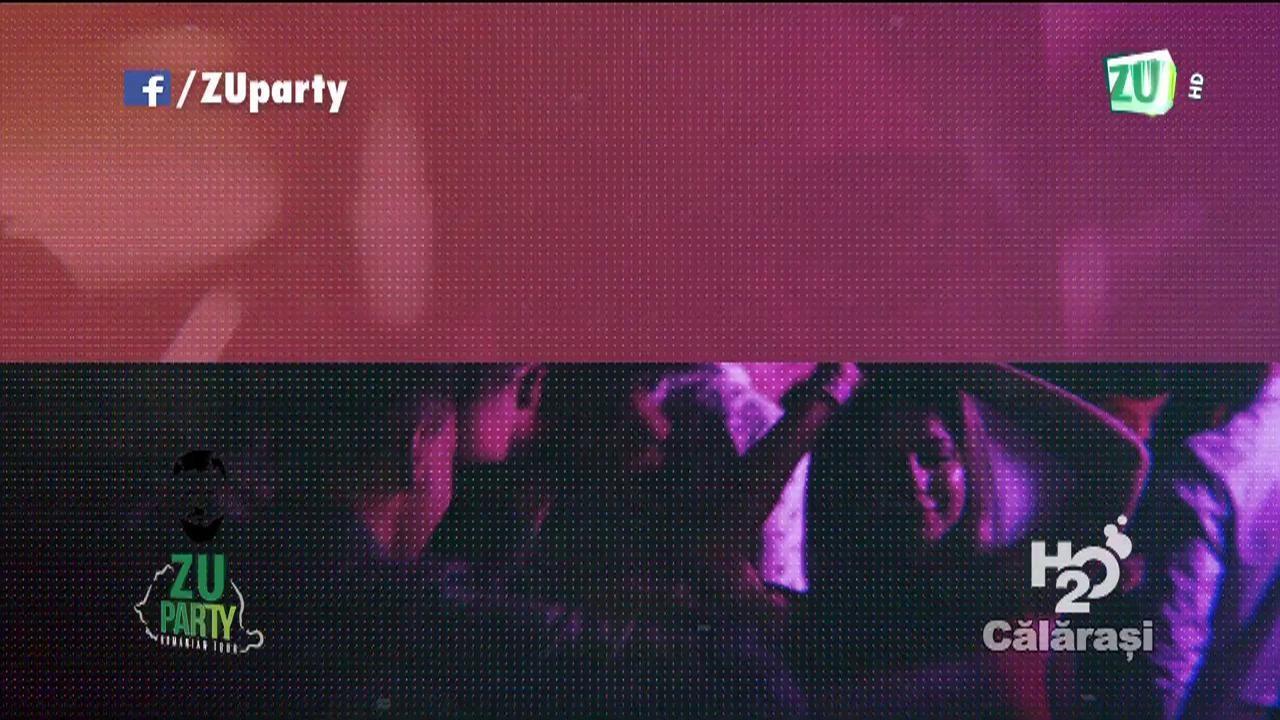 ZU Party Romanian Tour