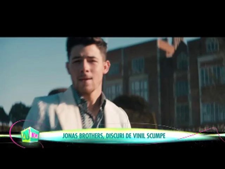 Jonas Brothers, discuri de vinil scumpe