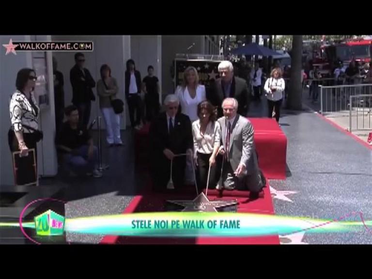 Stele noi pe Walk of Fame