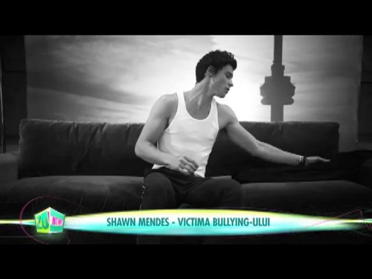 Shawn Mendes, victima bullying-ului