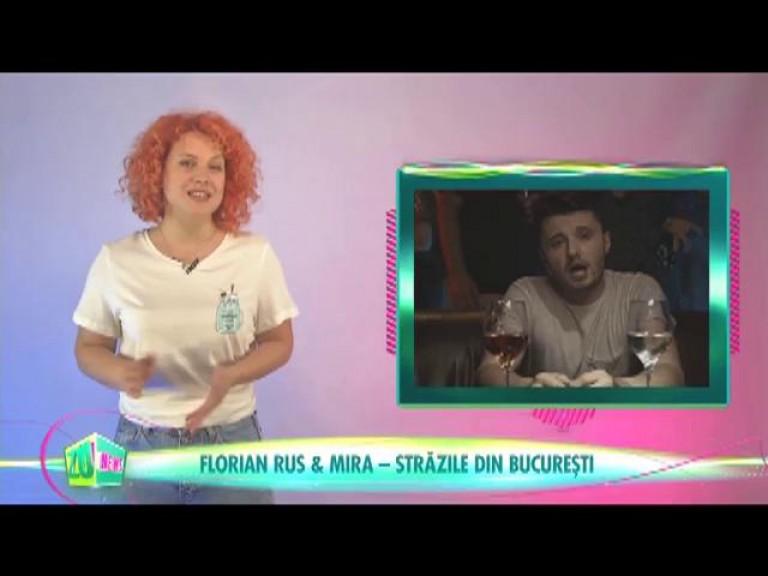 Florian Rus & Mira - Străzile din București