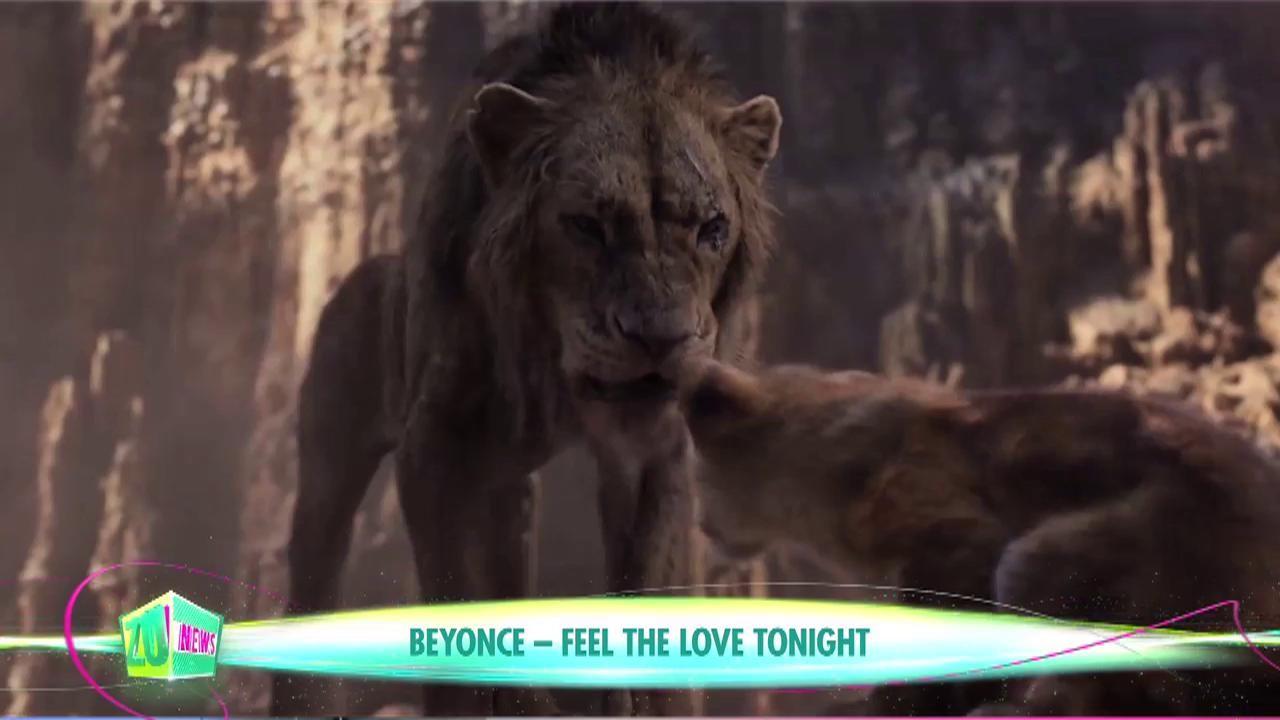 Beyonce - Feel The Love Tonight