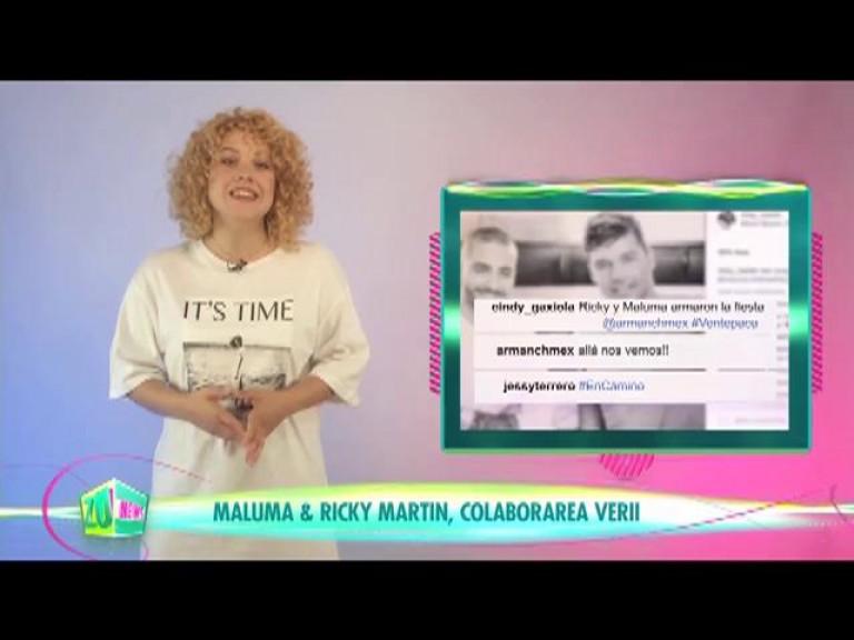 Maluma și Ricky Martin, colaborarea verii