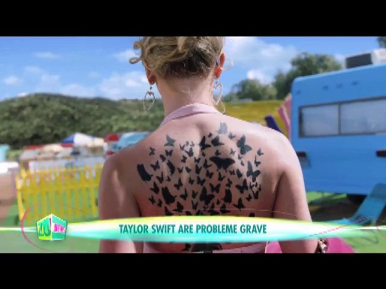 Taylor Swift are probleme grave