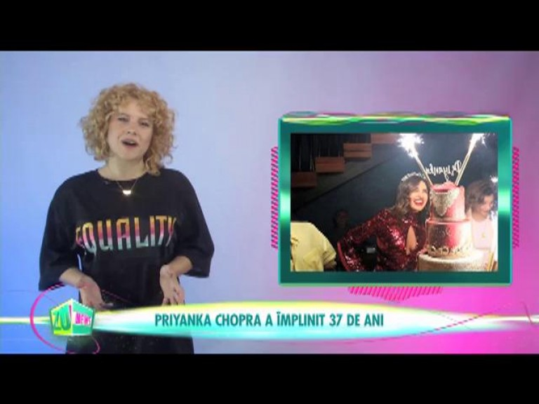 Priyanka Chopra a împlinit 37 de ani