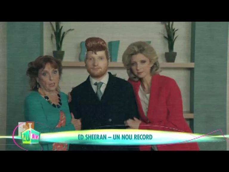 Ed Sheeran - un nou record