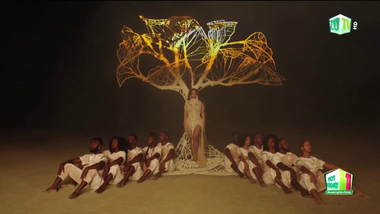 Beyoncé a lansat videoclipul piesei Spirit