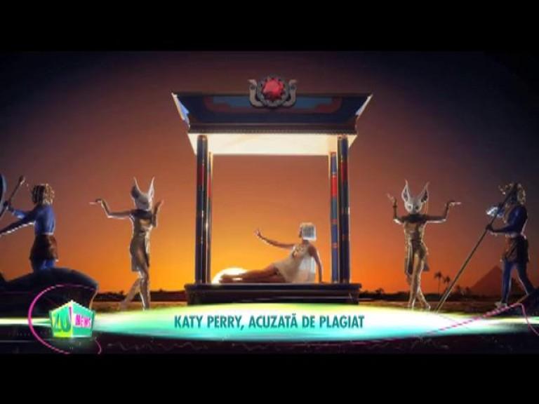 Katy Perry, acuzată de plagiat