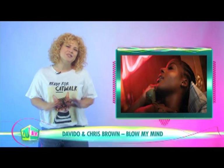 Davido & Chris Brown – Blow My Mind