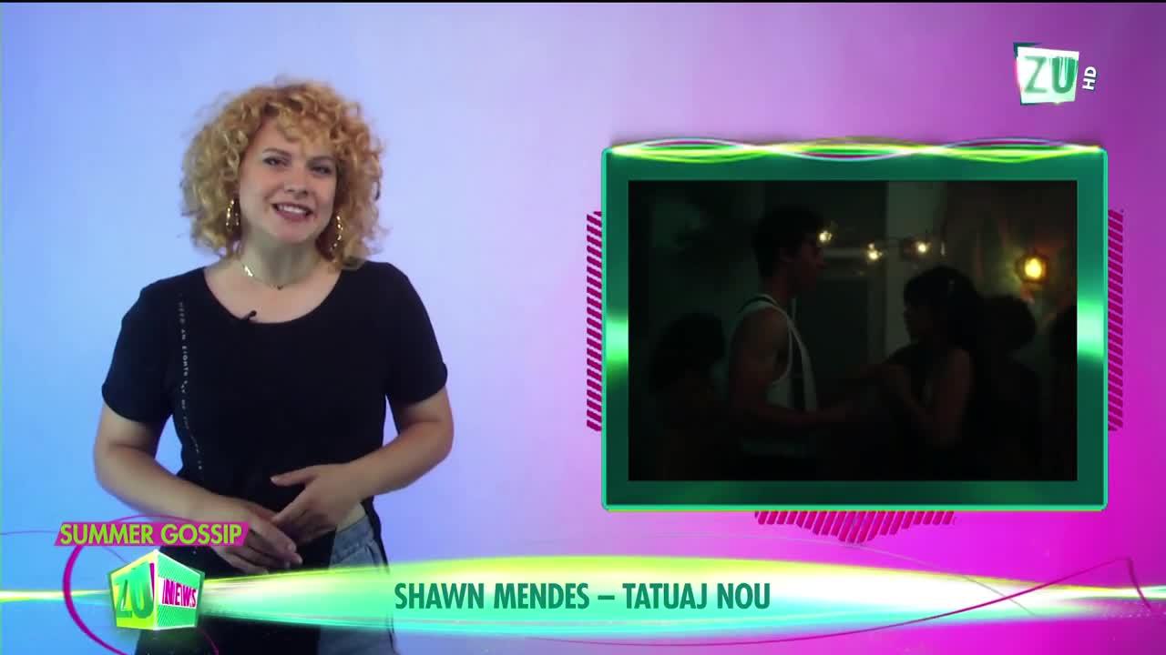 Shawn Mendes, tatuaj nou